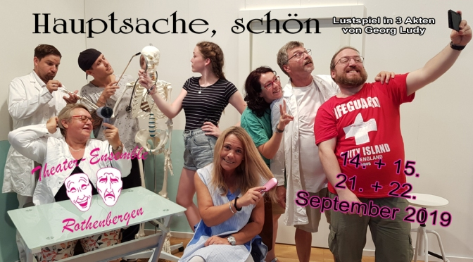 September 2019 | Hauptsache, schön